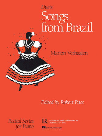 Product Cover for Songs from Brazil