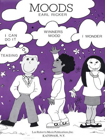 Product Cover for Moods – Levels II-III, (Teasing, I Wonder, I Can Do It, Winner's Mood)