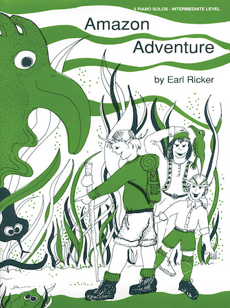 Product Cover for Amazon Adventure