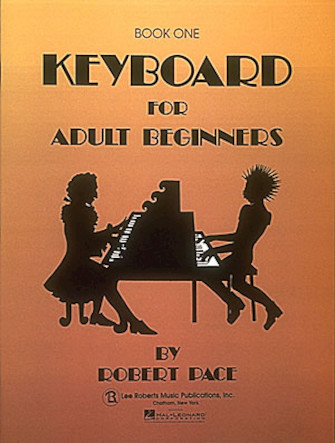 Product Cover for Keyboard for Adult Beginners