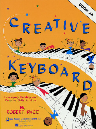 Product Cover for Creative Keyboard – Book 2A