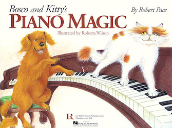 Product Cover for Bosco and Kitty's Piano Magic