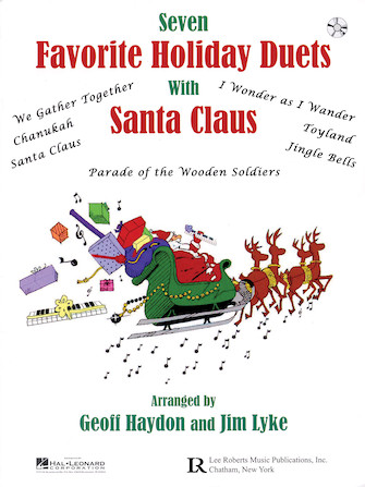 Favorite Holiday Duets with Santa Claus