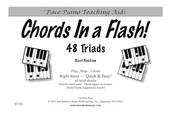 Product Cover for Chords in a Flash!