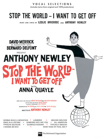 Product Cover for Stop the World – I Want to Get Off