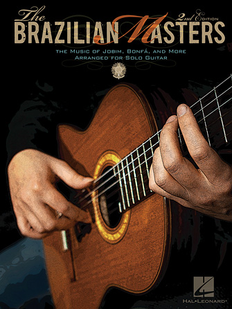 Product Cover for The Brazilian Masters – 2nd Edition