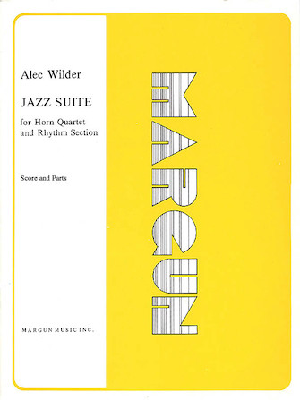 Product Cover for Jazz Suite for 4 Horns Complete