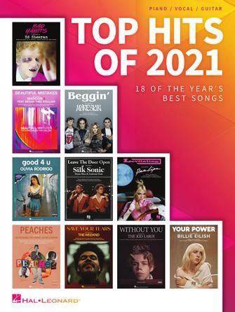 Product Cover for Top Hits of 2021
