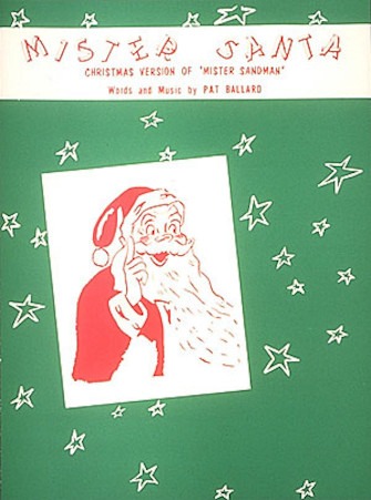 Product Cover for Mister Santa