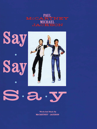 Product Cover for Say Say Say