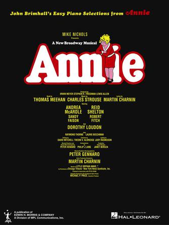 Product Cover for Annie (Broadway)