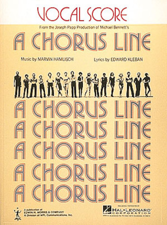 Product Cover for Chorus Line, A