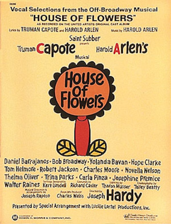 Product Cover for House of Flowers