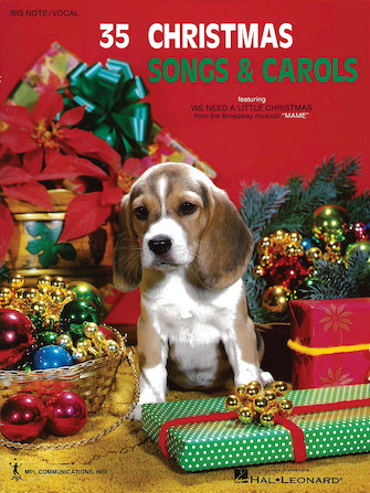 Product Cover for 35 Christmas Songs and Carols