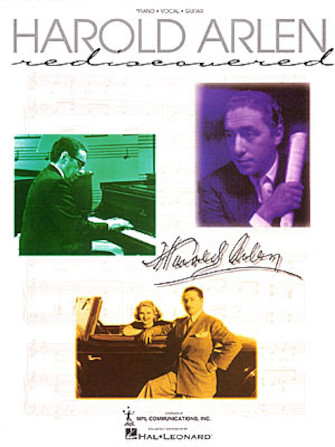 Product Cover for Harold Arlen Rediscovered