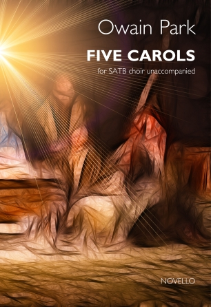 Product Cover for Five Carols