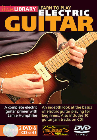 Product Cover for Learn to Play Electric Guitar