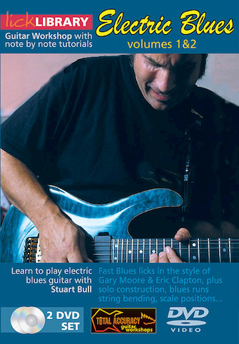 Electric Blues – Volumes 1 & 2