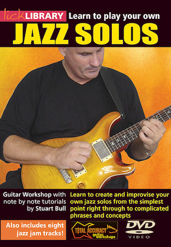 Learn to Play Your Own Jazz Solos