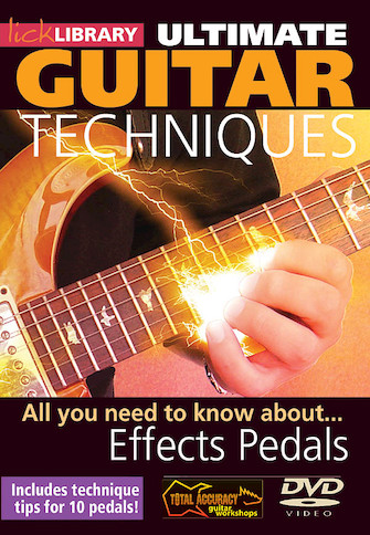All You Need to Know About Effects Pedals