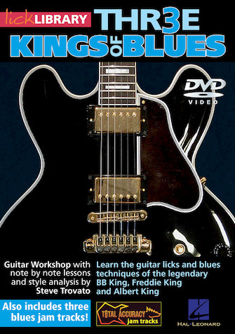 Product Cover for Three Kings of Blues
