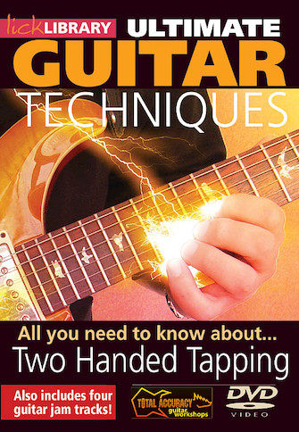 Product Cover for All You Need to Know About Two Handed Tapping