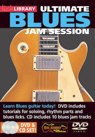 Ultimate Blues Jam Session