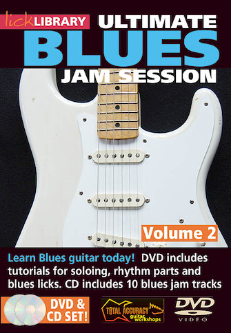 Ultimate Blues Jam Session