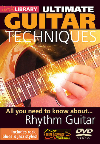 Product Cover for All You Need to Know About Rhythm Guitar