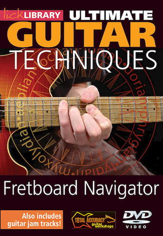 Product Cover for Fretboard Navigator – Volume 1