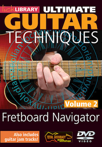 Product Cover for Fretboard Navigator – Volume 2