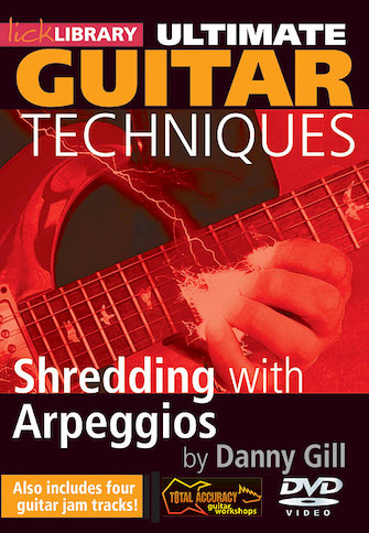 Shredding with Arpeggios