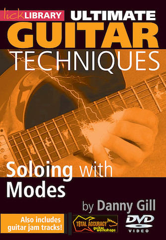 Soloing with Modes