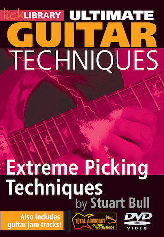 Product Cover for Extreme Picking Techniques
