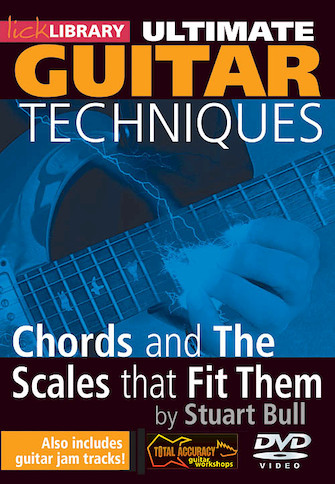 Chords and the Scales That Fit Them