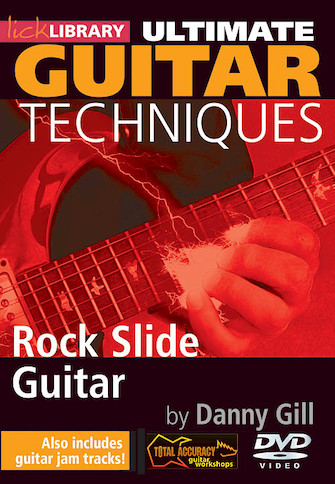 Product Cover for Rock Slide Guitar