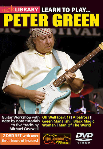 Product Cover for Learn to Play Peter Green