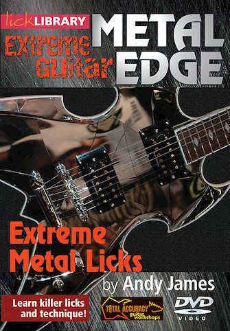 Product Cover for Extreme Metal Licks