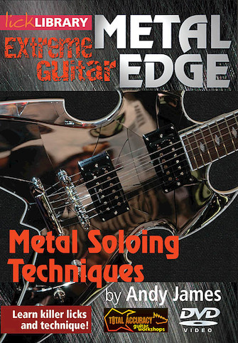 Product Cover for Metal Soloing Techniques