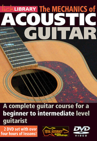 The Mechanics of Acoustic Guitar