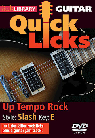 Product Cover for High Energy Rock – Quick Licks