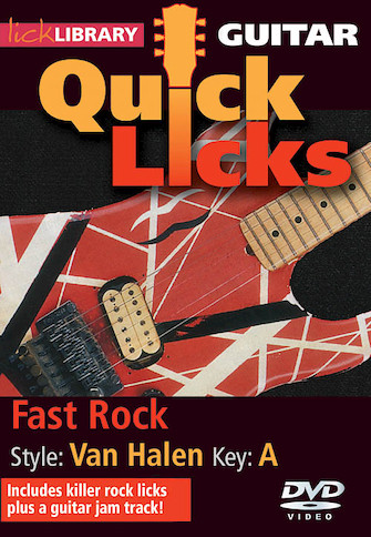 Product Cover for Fast Rock – Quick Licks