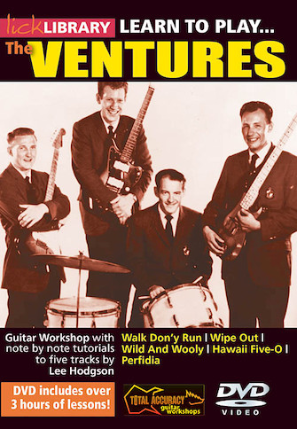 Product Cover for Learn to Play The Ventures