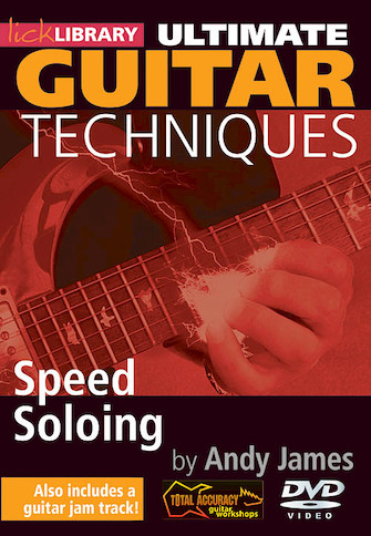 Product Cover for Speed Soloing