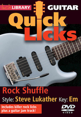 Product Cover for Rock Shuffle – Quick Licks
