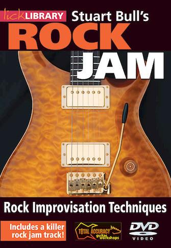 Stuart Bull's Rock Jam – Volume 1