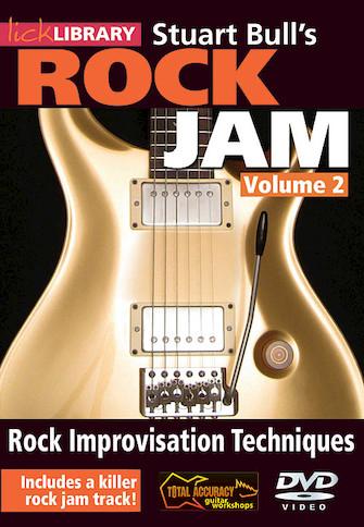 Stuart Bull's Rock Jam – Volume 2