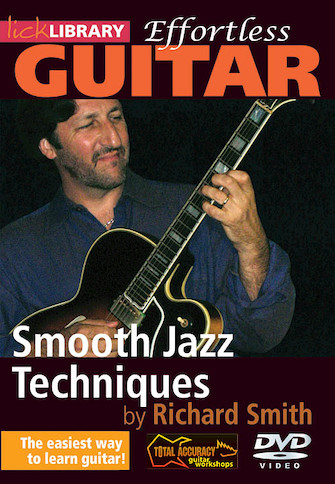 Product Cover for Smooth Jazz Techniques