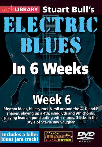 Stuart Bull's Electric Blues in 6 Weeks