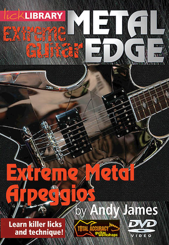 Product Cover for Extreme Metal Arpeggios